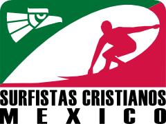 logotipo de Surfistas Cristianos México logotipo
